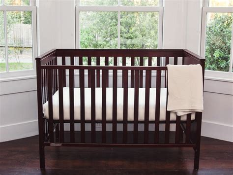 Crib Futon by Organic Cotton Crib Mattress Toddler Bed Best