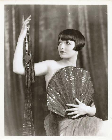 zelda fitzgerald hair diy weirdland louise brooks anniversary flappers