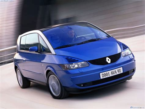 renault avantime renault avantime technical specifications and fuel economy