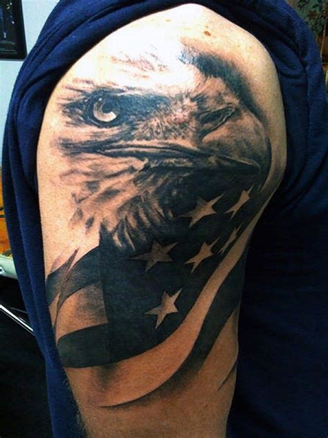 eagle and flag tattoos designs 33 best images about tattoos on