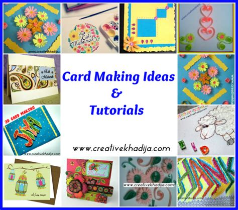 Decoration Home Ideas by Card Making Ideas For Eid Greetings Creativecollections