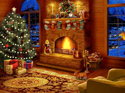 christmas live themes for windows 7 night before christmas screensaver