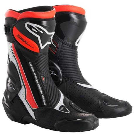 sportbike racing boots alpinestars racing smx plus vented sport bike motorcycle