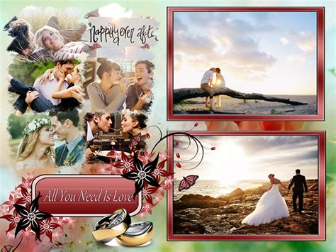 Wedding Anniversary Collage Ideas anniversary collage ideas put your into the gift