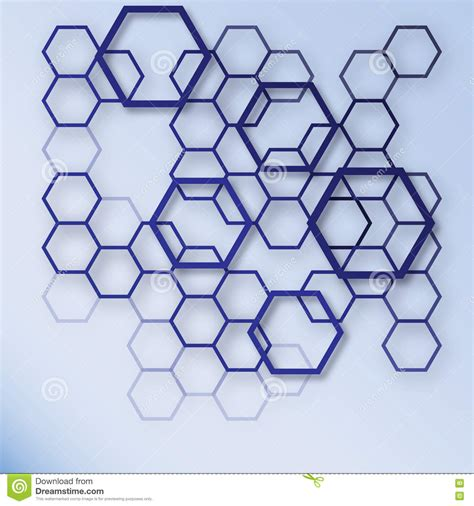 top abstract navy blue hexagon pattern background design white hexagon shape background pattern royalty free stock