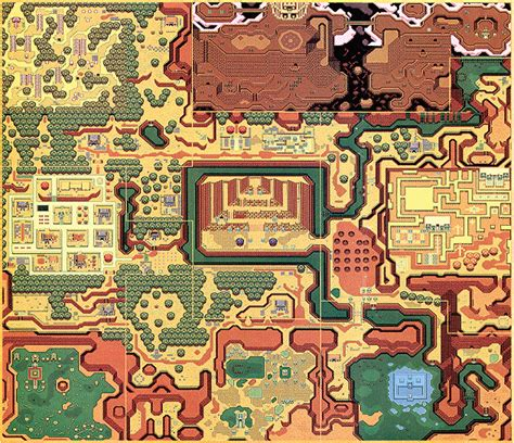 legend of zelda gba map the legend of zelda chaos coffee and contemplation