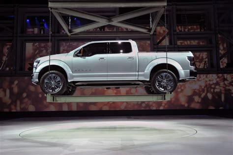 future ford trucks ford atlas concept is the future vision for the company s