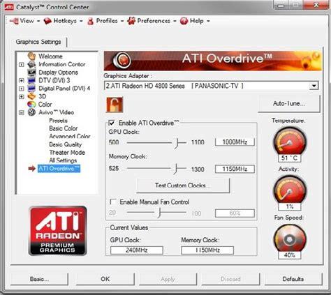 amd gpu fan control 10 best cpu and gpu overcloaking software for windows
