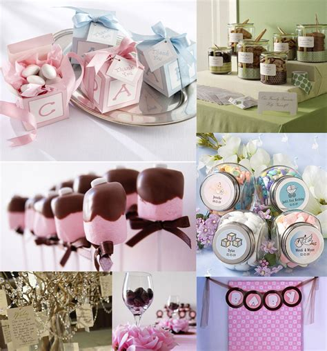 decorations for a baby shower party favors ideas