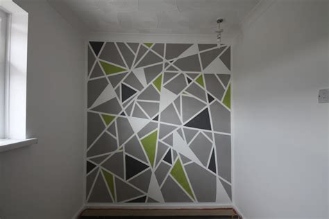 wall paint gorgeous white grey also green and black coloring the