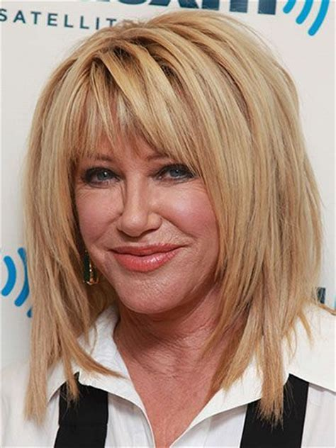 suzanne somers hairstyle best medium hairstyles you ll love
