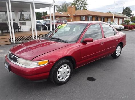 automobile air conditioning service 1995 mercury mystique parking system red mercury mystique for sale used cars on buysellsearch