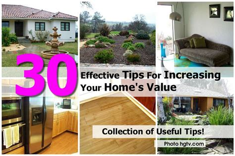 30 effective tips for increasing your home s value