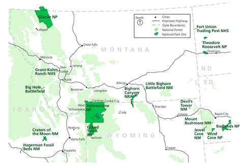 map of yellowstone park yellowstone maps npmaps just free maps period