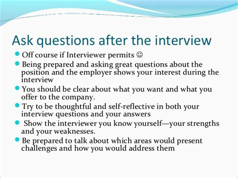 questions to ask interviewer template