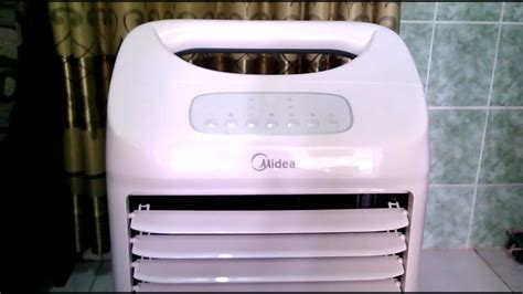 Midea Air Cooler Ac 120 S air cooler review midea ac120 u penyejuk udara