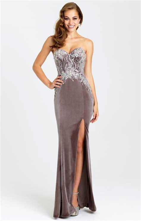 design dream prom dress madison james 16424 your velvet dreams gown prom dress