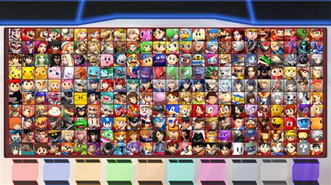 choose your character by scornedflames on deviantart smash bros rosters favourites by xinbra on deviantart