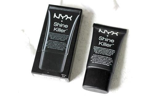 Review Nyx Shine Killer nyx shine killer primer reviews in primer