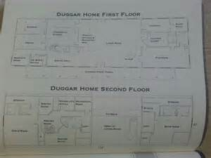 duggar floor plan always wanted to what the floorplan to the