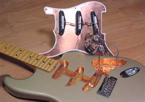 grounding the pots on strat is it really necessary if