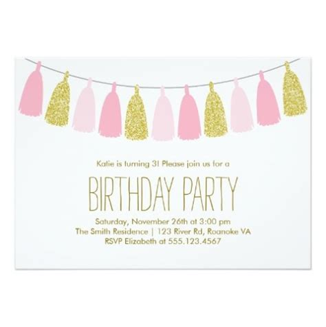 Party Invitation Templates Pink And Gold Party Invitations Easytygermke Com Invitation Pink And Gold Invitations Templates