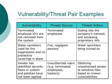 network vulnerability assessment report sle tm sheet