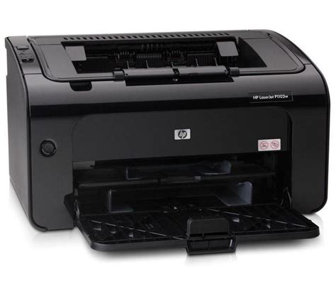 Toner Printer Hp 85a buy hp laserjet pro p1102w monochrome wireless laser