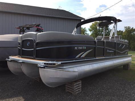 premier pontoon for sale premier grand entertainer boats for sale boats