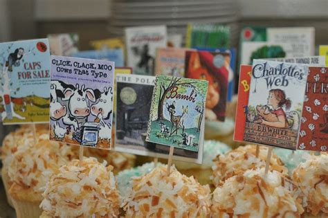 book themed decorations sweet williams planning a story book themed baby shower