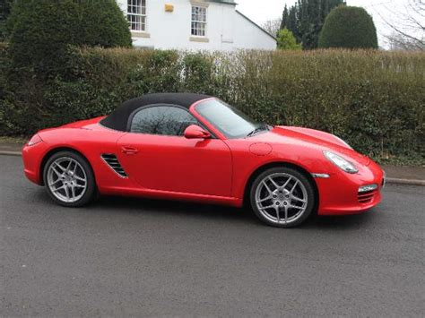 old car owners manuals 2009 porsche boxster auto manual sold 2009 porsche boxster 2 9 s a