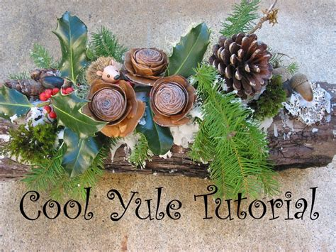 winter solstice decorations ideas on the of yule carve a symbol of your hopes for the
