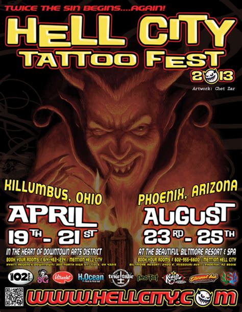 hell city tattoo hell city columbus ohio missmelis