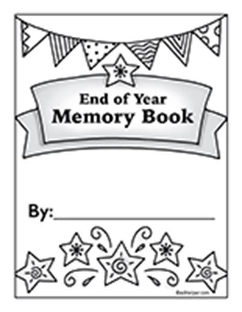 Free End Of School Worksheets Edhelper Com