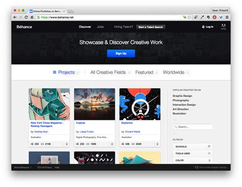 design inspiration ux top ten ui ux design inspiration sites of 2015 three29