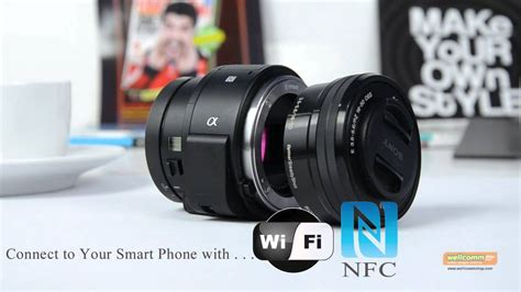 Lensa Sony Qx1 sony lens style ilce qx1