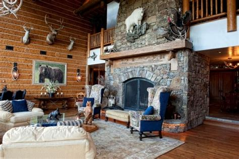 chattanooga tn epic log cabin home decor
