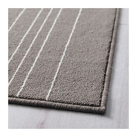 What Is Low Pile Rug by Hulsig Rug Low Pile Grey 120x180 Cm