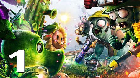 imagenes de zomvis reales plants vs zombies garden warfare let s play en espa 241 ol