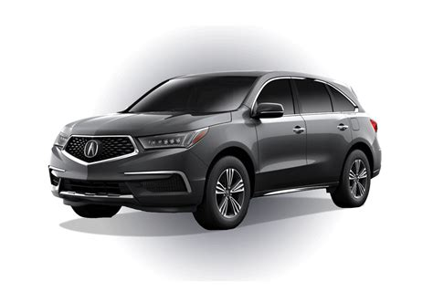 2019 acura suv 2019 acura mdx third row luxury suv michigan acura dealers