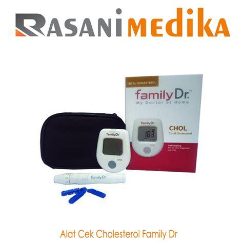 Murah Family Dr Alat Cek Hemoglobin alat cek cholesterol family dr rasani medika