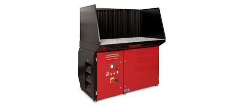 downdraft bench welding fume extraction equipment extractability