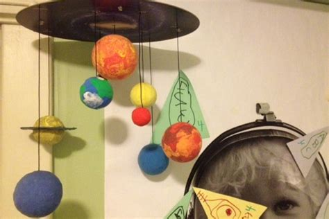 easy solar system crafts for solar system model pics about space
