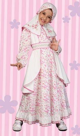 Baju Muslim Anak Perempuan Terbaru 2015 10 contoh baju muslim anak keren model terbaru 2015