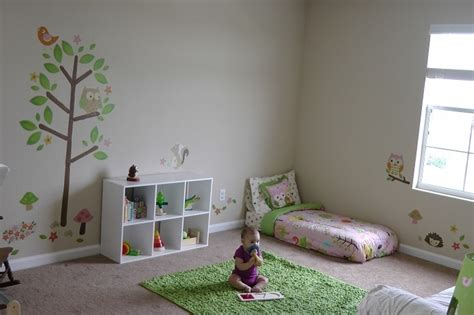 montessori bedroom montessori bedroom nursery