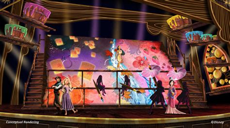 stage to stage books mickey and the magical map coming to the fantasyland