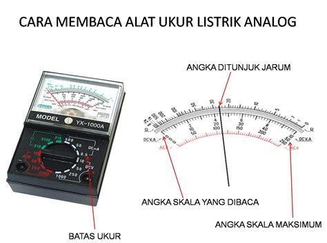 Multimeter Analog Yang Bagus beranda belajar quot oreo quot ujian praktik ipa