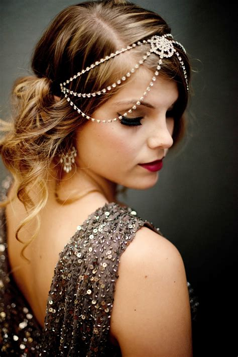 greart gatsby female hair styles pretty hairstyles for long hair 1920s great gatsby