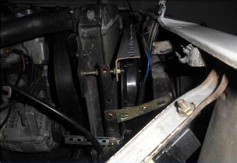 Kipas Radiator Katana cara pasang ekstra fan untuk mengurangi overheat di mesin jimny katana demangcorners