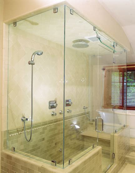 All Glass Shower Doors Enclosures Glass Showers Gallery Glass Doctor